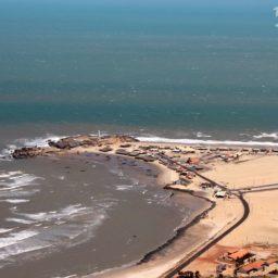 Praia da Pedra do Sal - Delta do Parnaíba